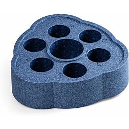 Kelluva juomateline Kirami Tubbar 2 sininen