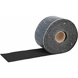 Kolmiorimakaista Kerabit liimautuva 0,12x10 m musta 4 rll/ltk