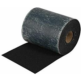 Räystäskaista Kerabit 0,25x10 m musta