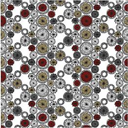Kernivahakangas Finlayson Anis 145 cm punainen/harmaa