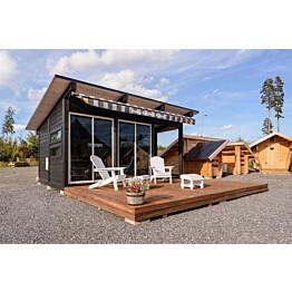Kesäkeittiö 17 Arctic Line ARCTIC FINLAND HOUSE 17 m²