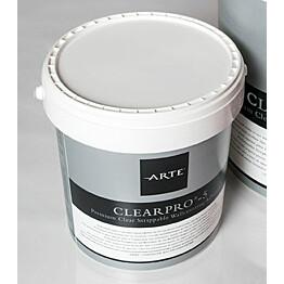 Kiinnitysaine kuitutapeteille Arte Clearpro 4,5 kg
