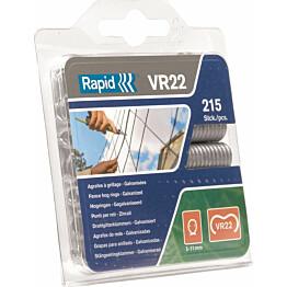 Kiinnitysrengas Rapid VR22 1100kpl
