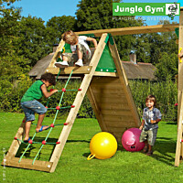 Leikkikeskuksen kiipeilymoduuli Jungle Gym Climb Module X'tra