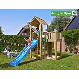 Leikkikeskus Jungle Gym Mansion sis. liukumäki
