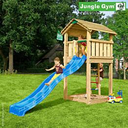 Leikkikeskus Jungle Gym Cottage sis. liukumäki