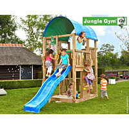 Leikkikeskus Jungle Gym Farm sis. liukumäki
