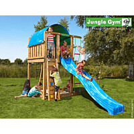 Leikkikeskus Jungle Gym Villa sis. liukumäki