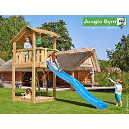 Leikkikeskus Jungle Gym Shelter sis. liukumäki