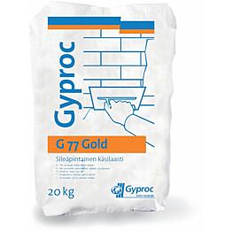 Kipsilaasti Gyproc G 77 Gold, 20kg