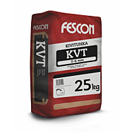 Kivituhka Fescon KVT, 25 kg