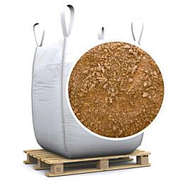 Kivituhka Viheraarni 0-6mm punertava 1000 kg