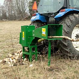 Klapikone Kellffri traktorikäyttöinen 25 cm