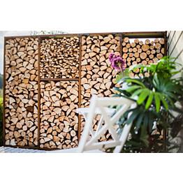 Klapiseinä GrillSymbol Wiimaa WoodStock XL 240 x 74 x 170 cm
