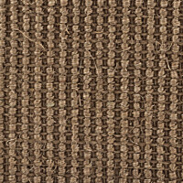Kokolattiamatto mittatilausmatto Flooria Sisal Livos ruskea