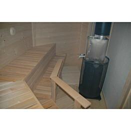 Kombikota Fimex Rocky 8-kulmainen sis. grillipaketin 17 m² (968)
