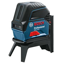 Kombilaser Bosch GCL 2-15 + RM 1 + Jalusta BT 150
