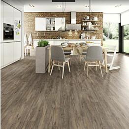 Komposiittilattia Egger Design GreenTec Mänty Tumma 1,995 m²/pkt