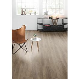 Komposiittilattia Egger Flooring Design GreenTec Tammi Sereda 2,543 m²/pkt