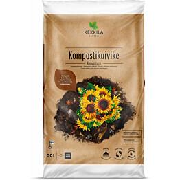 Kompostikuivike Kekkilä 50 l