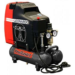 Kompressori ProMaster Leonardo 2X3L/105L/1HP/230V