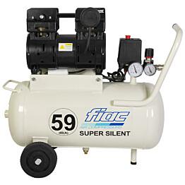Kompressori ProMaster Super Silent 59 24 l/160 l/0,75 hp
