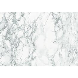 Kontaktimuovi d-c-fix 200-2256 0,45x15 m marmori valkoinen, harmaa
