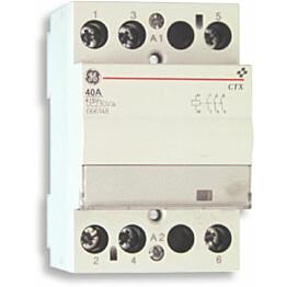 Kontaktori GE Contax R äänetön 4S 40A/230V