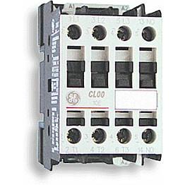 Kontaktori GE Series CL  CL01 1/0 5,5kW/AC-3 25A/AC-1 CL01A310T6