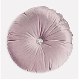 Koristetyyny Lennol Megan, koristenapilla, 50cm, roosa