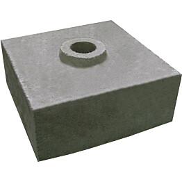 Korokekivi TEPE 240x240x100 mm ponttirakenteella