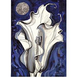 Kuitutapetti Liune Taidesisustus Blue Velvet, 1880x2600mm lisäkuva
