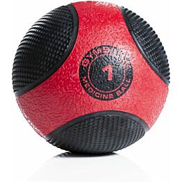Kuntopallo Gymstick Medicine Ball 1 kg