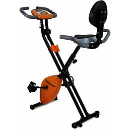 Kuntopyörä Trekkrunner TD001X-10 kokoontaittuva, max 150kg, selkänojalla