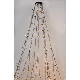 Kuusenvalosarja Star Trading Serie LED Golden Warm White 360 valoa