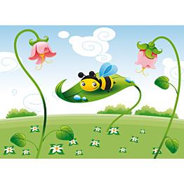 Kuvatapetti Mehiläisen päivä 485015 372x270 cm 8 paneelia