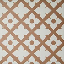 Kuviolaatta Pukkila Antique Firenze himmeä 196x196 mm