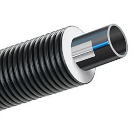 Kylmävesijohto PexFlex BLUE 63/125 lämmityskaapelilla