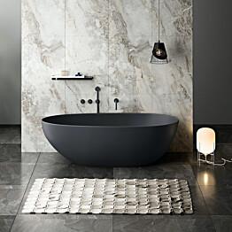 Kylpyamme Bathlife Klok 1800x840 mm musta