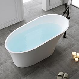 Kylpyamme Bathlife Populär, 1650x830mm, valkoinen