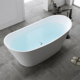 Kylpyamme Bathlife Relax, 1700x810mm, valkoinen