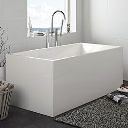 Kylpyamme Hafa Sun Square 1600 valkoinen