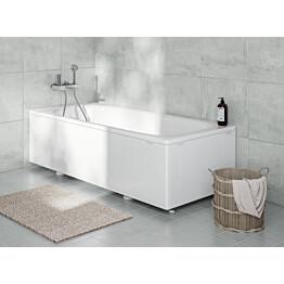 Kylpyamme iDO Trevi 14001400x700x520 mm emali valkoinen