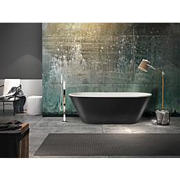 Kylpyamme Bathlife Balans 1500 musta/valkoinen