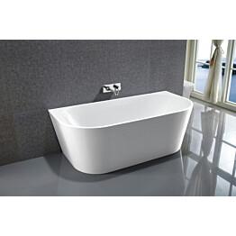 Kylpyamme Bathlife Frisk 1600x750x580 mm valkoinen