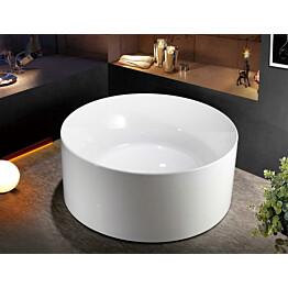 Kylpyamme Bathlife Rofull 1400x1400 mm pyöreä