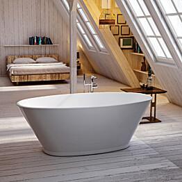Kylpyamme Bathlife Säker 1700x850mm valkoinen