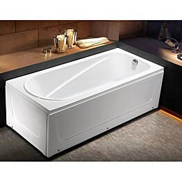 Kylpyamme Bathlife Slumra 1600x750x550 mm oikea