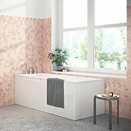 Kylpyamme Nordhem Marholmen Standard 1600x700x565 mm valkoinen