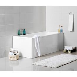 Kylpyamme Noro Single 1595x700x560/585 mm akryyli valkoinen